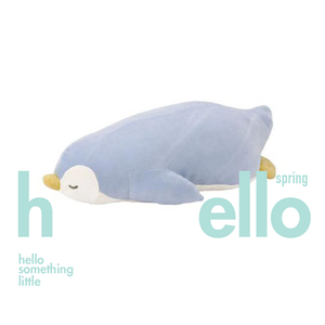 Marshmallow Pillow (large) Penguin