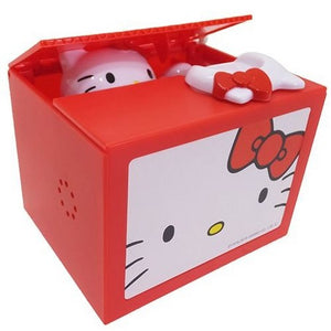 Hello Kitty Bank Retro