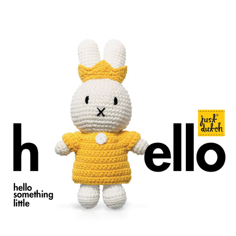 miffy handmade & her yellow queenset