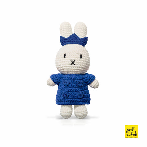 Miffy handmade and her blue kingset