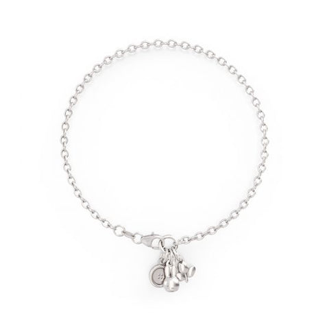 MIFFY - STERLING SILVER TRIPLE BRACELET