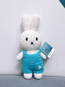 miffy handmade and her almond blossom overall
