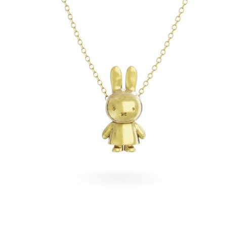 預購(九月底到貨)MIFFY - 18CT GOLD VERMEIL BODY NECKLACE