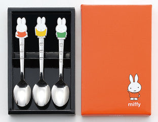 Miffy Spoon set of 3