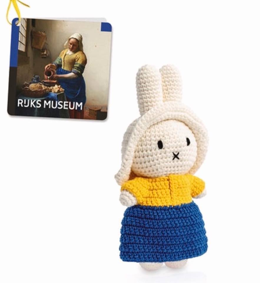 miffy handmade and her milkmaid outfit