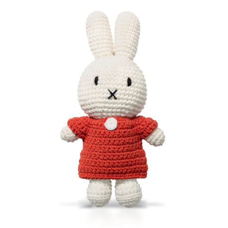 miffy handmade & her Red dress