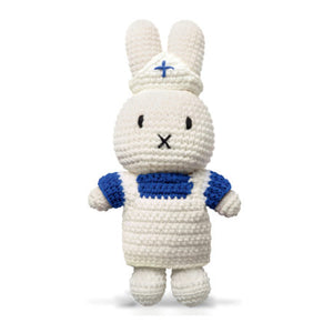 miffy handmade & her uniform white