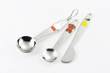 Miffy Measuring Spoon Set