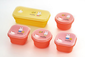 Miffy Silicone Storage Container