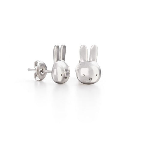 預購(九月底到貨)MIFFY - STERLING SILVER MINI HEAD STUDS