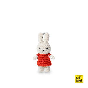 Miffy handmade key hanger red