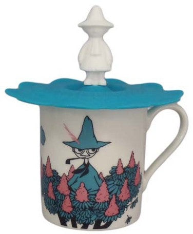 The Moomins Silicone Cup Cover with Mug
