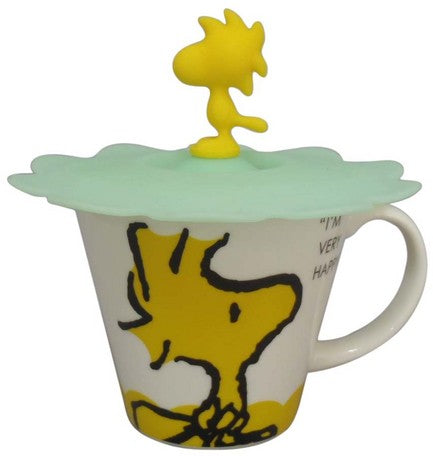 Snoopy Silicone Cup Cover with Mug