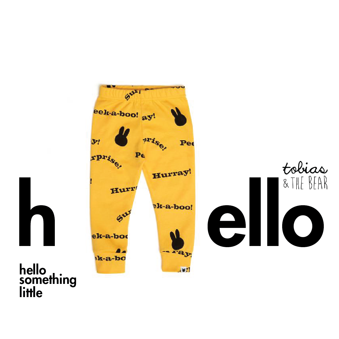 miffy words leggings