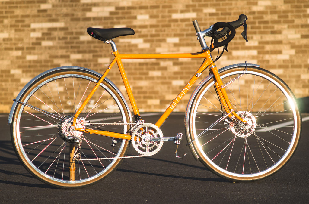Velo Orange Pass Hunter with Shimano 105 Components