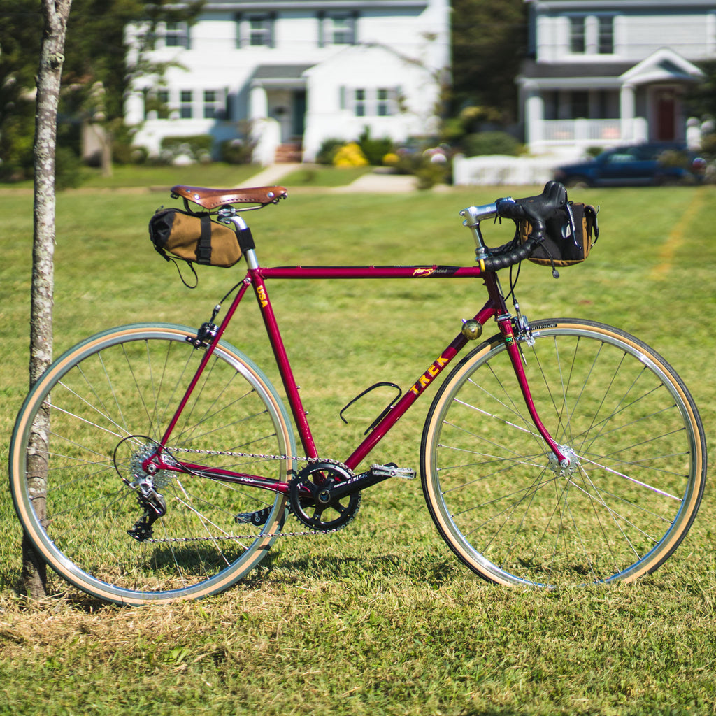 Trek 760 restomod with Velo Orange components