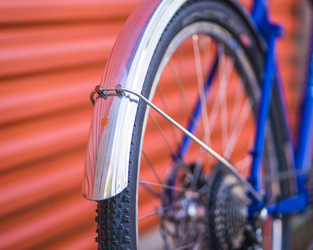 Velo Orange Fluted Fenders 63mm