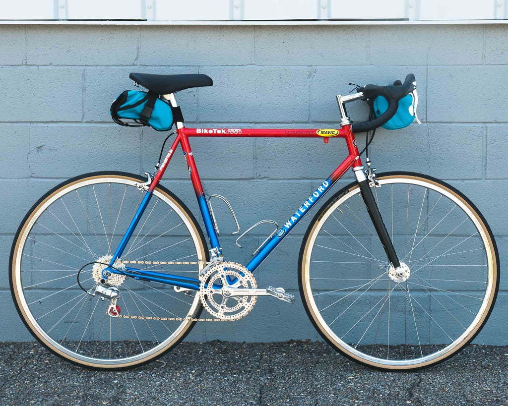 Waterford 1200 Road Bike Restomod with Campagnolo Athena - Velo Orange