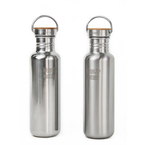 Klean Kanteen Stainless Steel Water Bottles