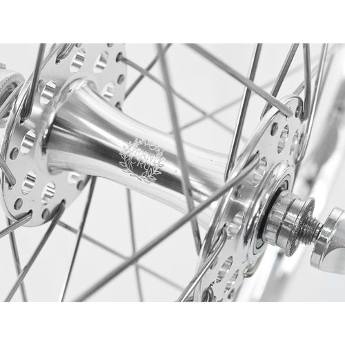 650b Diagonale Front Wheel