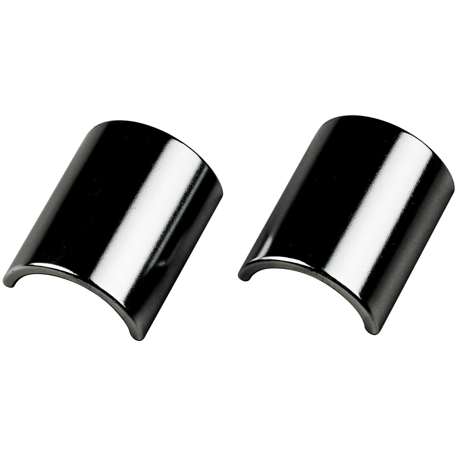 Alloy Handlebar Shims for 31.8 to 25.4mm (Two Piece)