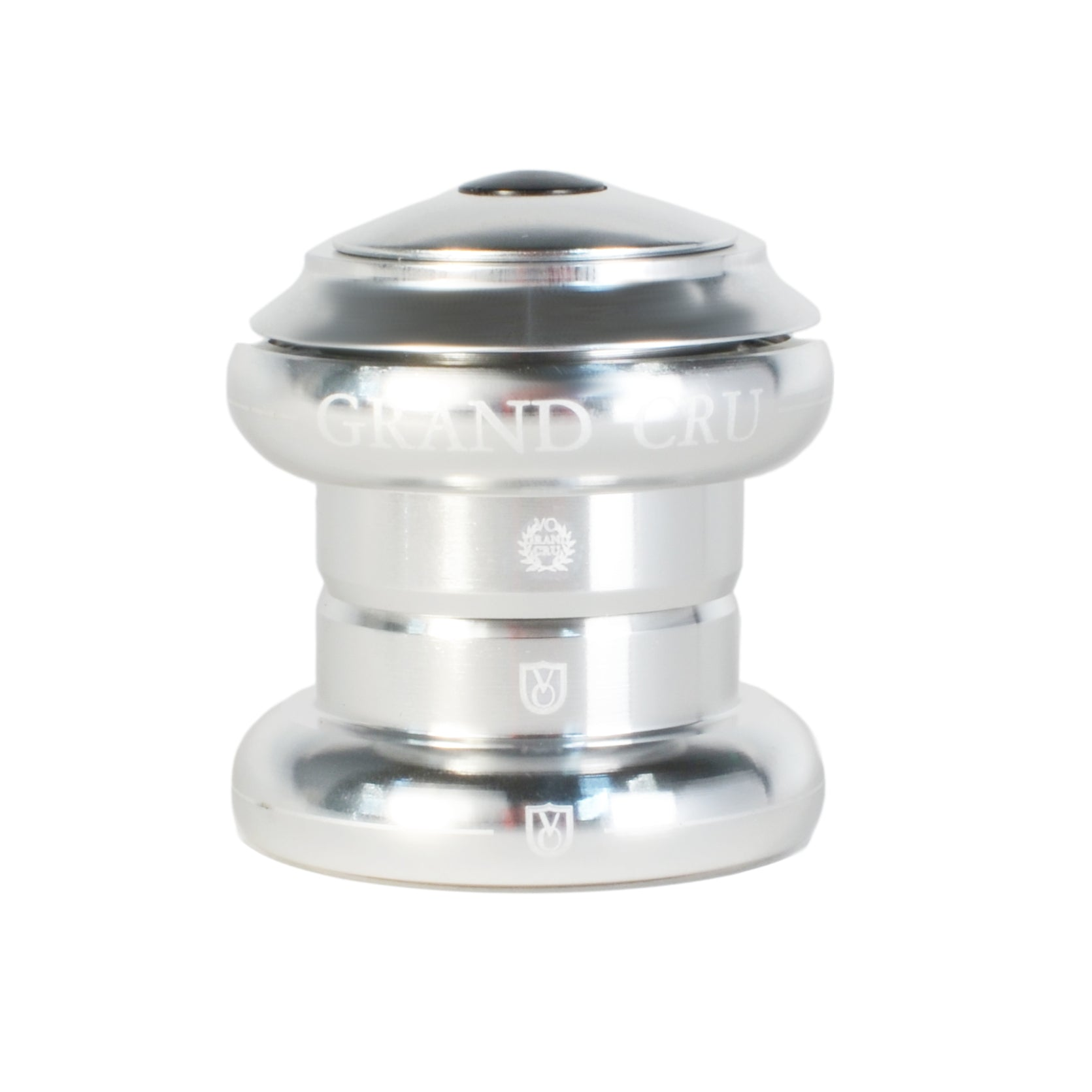 Velo Orange Threaded Headset Caged Bearing-1 French-Silver-New