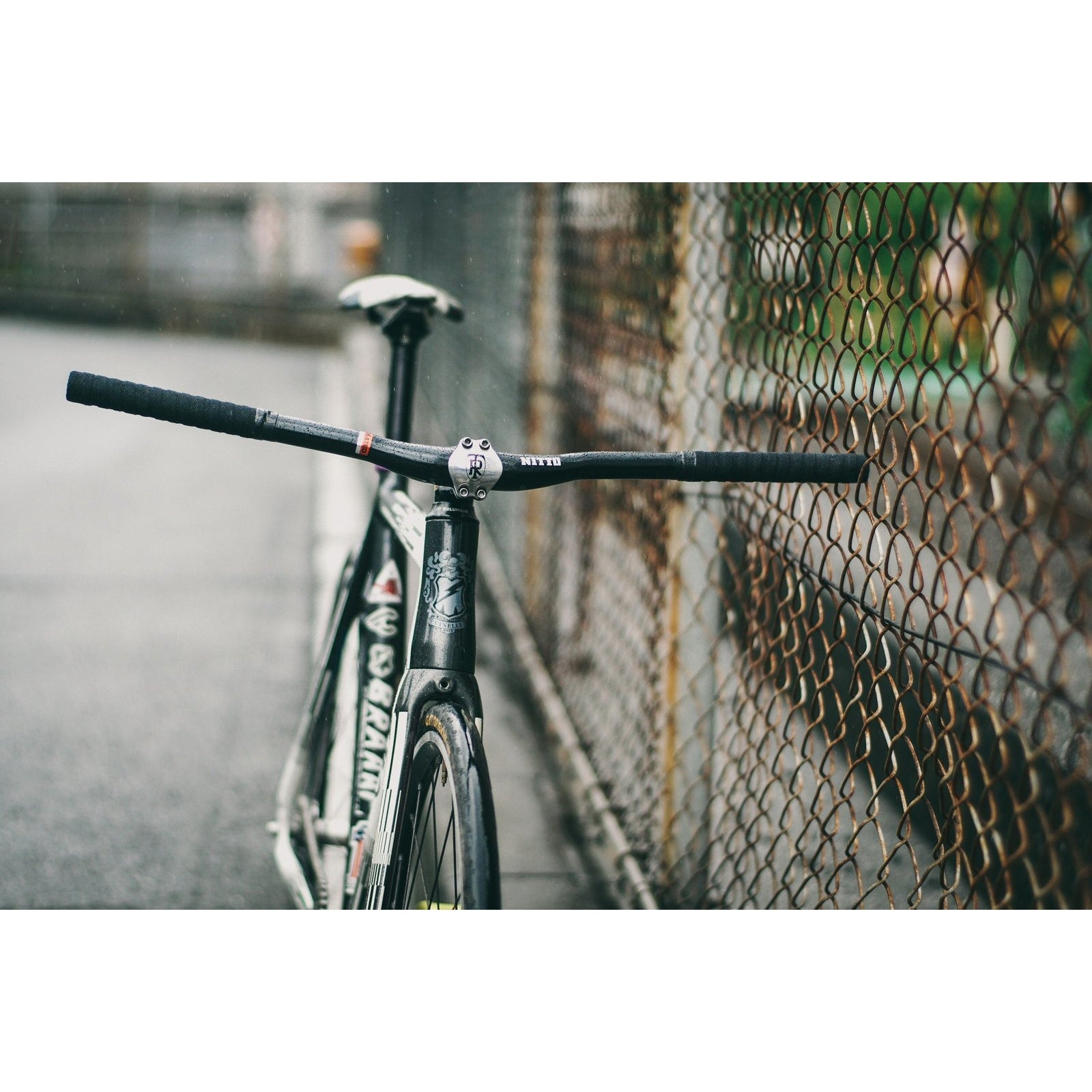 Fairweather For Shred Silver Mountain Flat Bars - Velo Orange