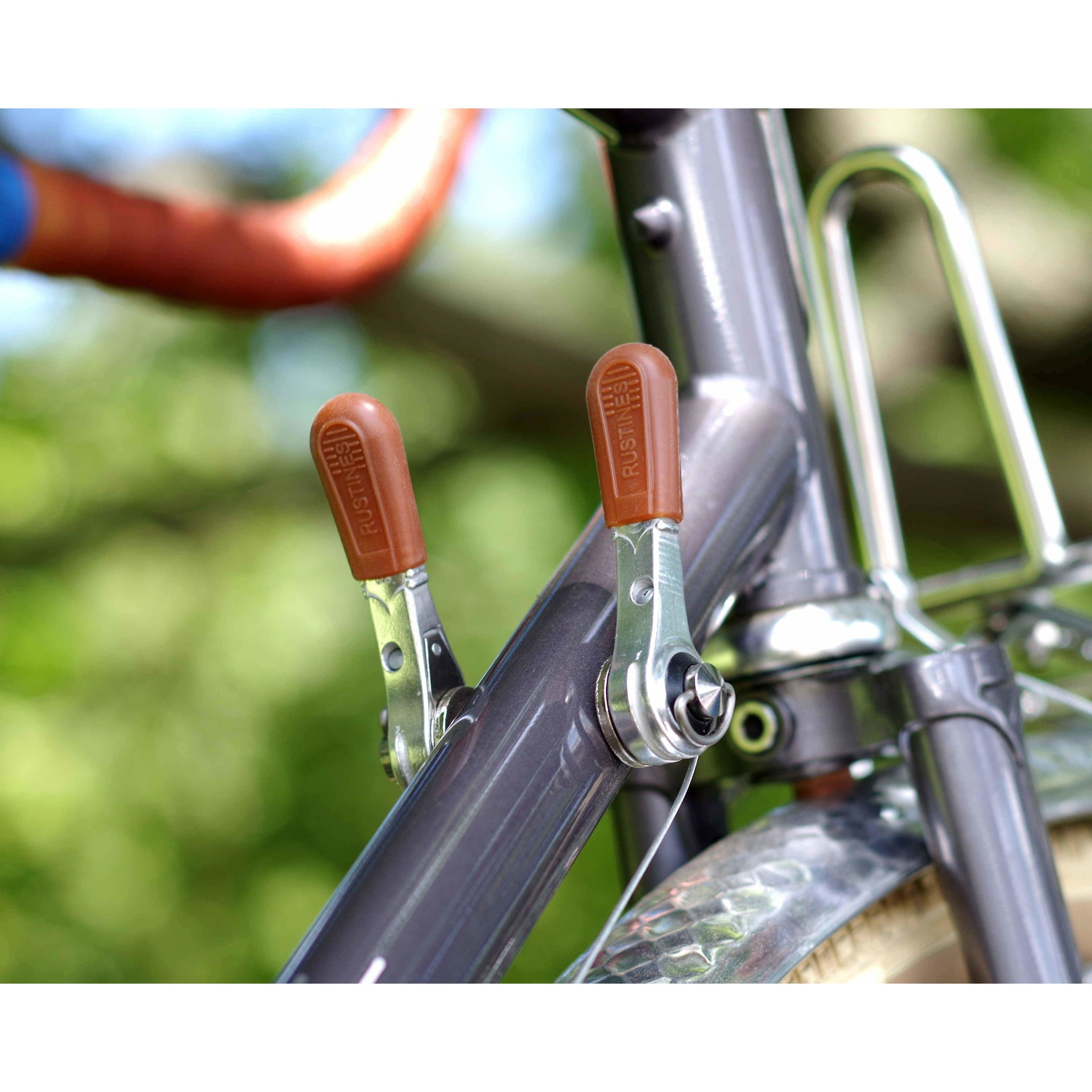 Rustines Downtube Shifter Covers