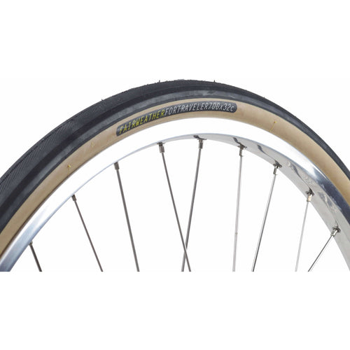 Fairweather Traveler Tire, 700x32