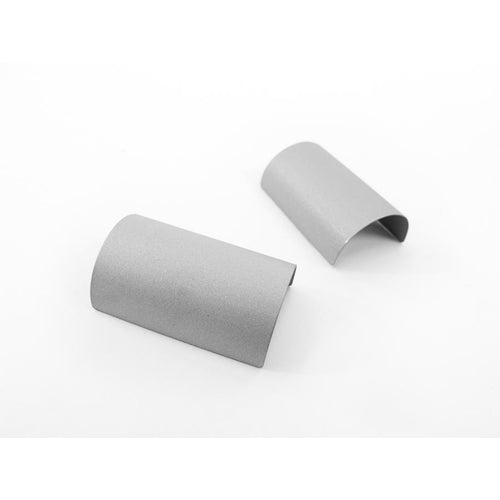 Stainless Steel Handlebar Shims, 26.0-25.4