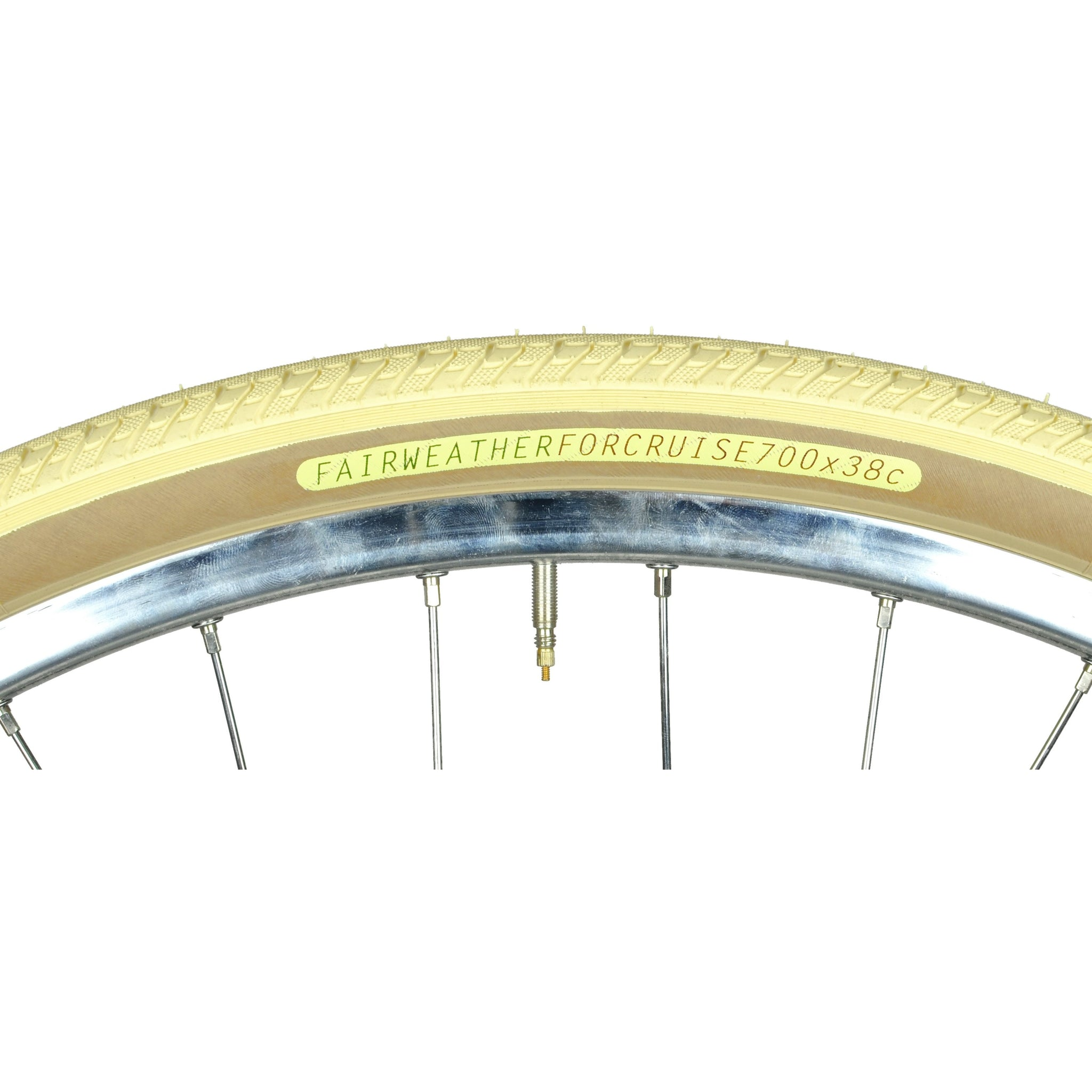 "Fairweather Touring ""Cruise"" Tire, 700x38c"