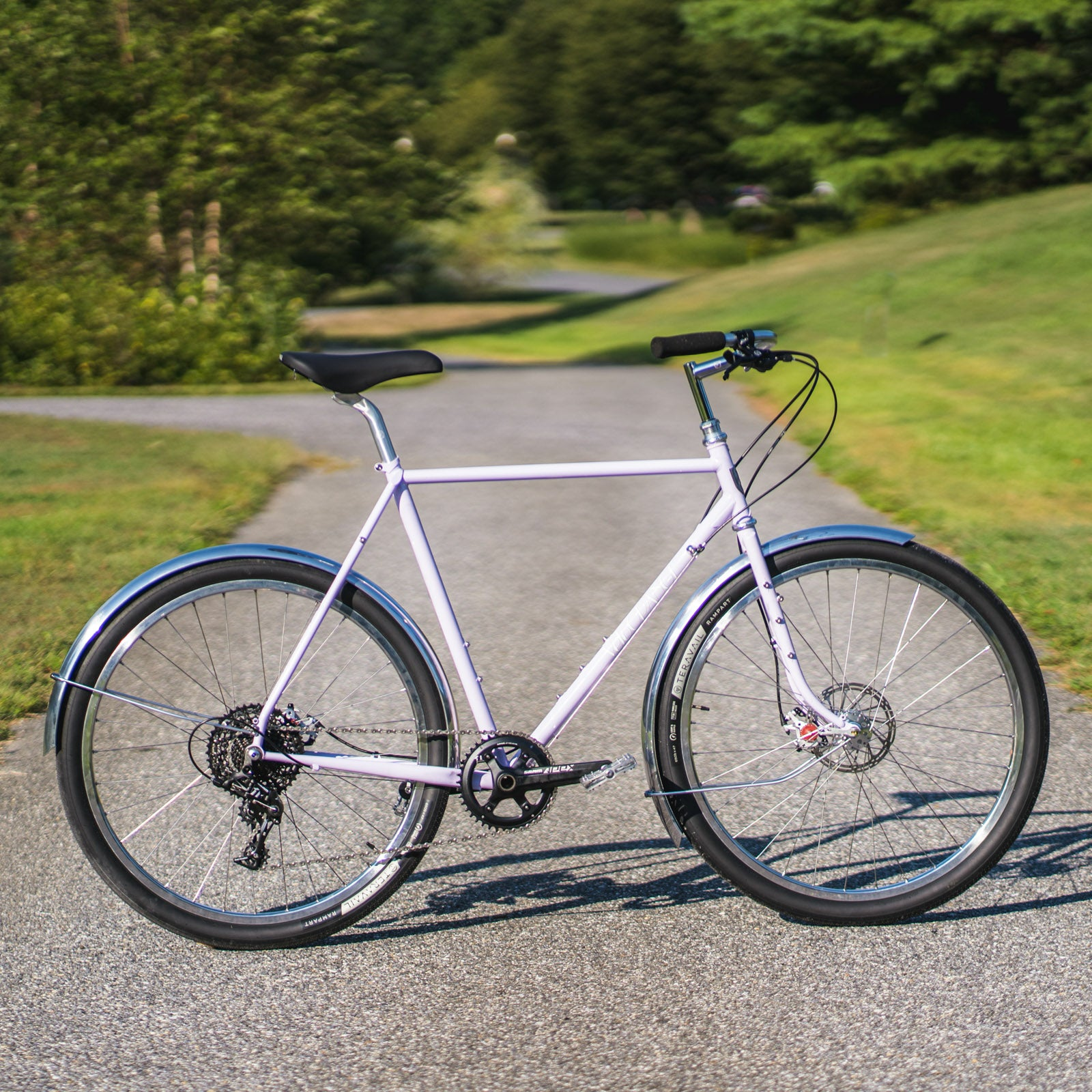 Polyvalent Complete Bike