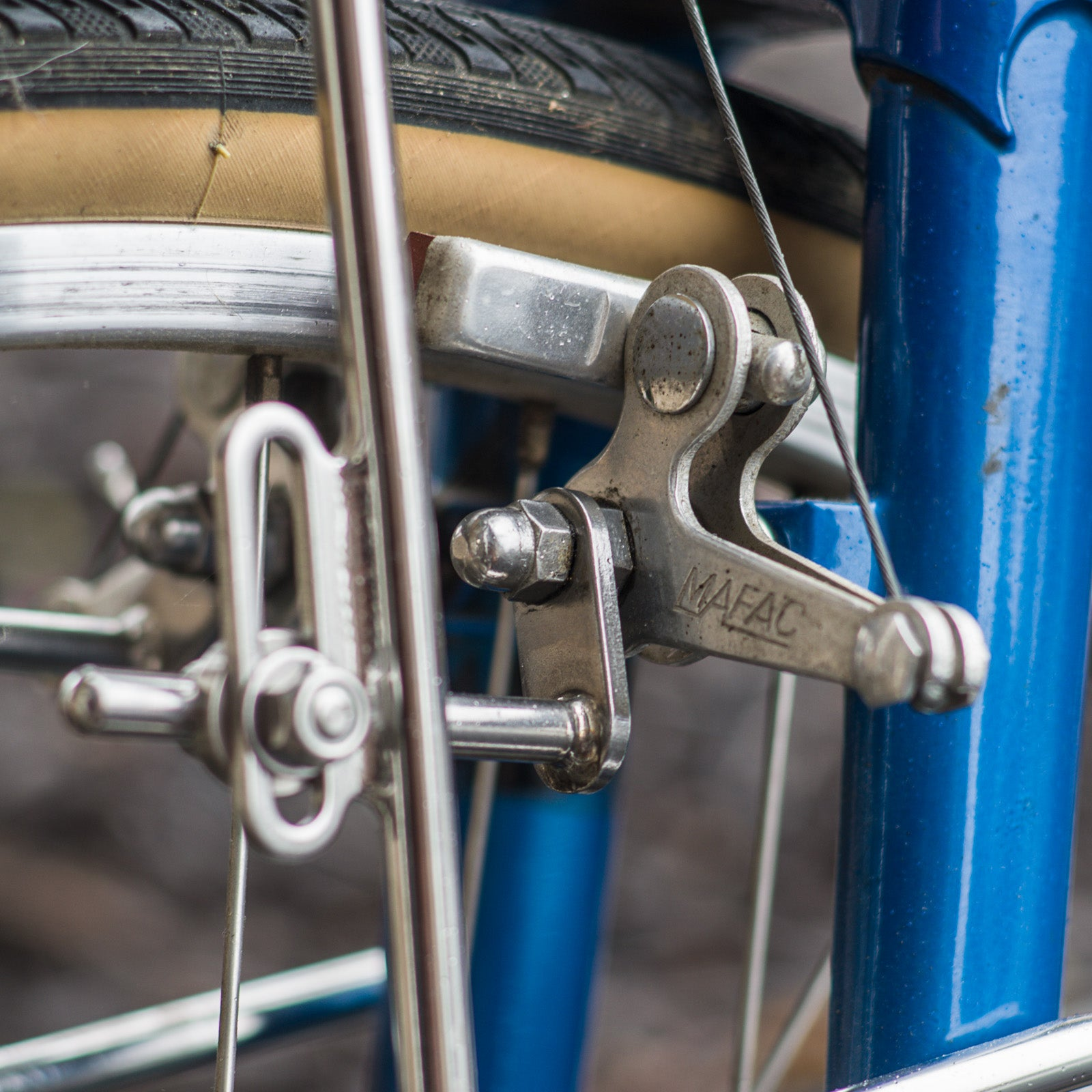 Velo Orange Campeur and Nitto Campee Cantilever Stud Hardware