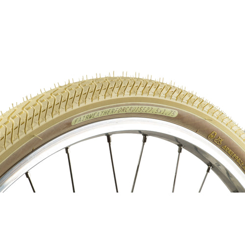 "Fairweather Touring ""Cruise"" Tire, 650B x 42 mm"