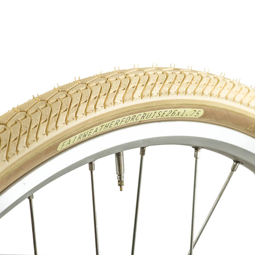 "Fairweather Touring ""Cruise"" Tire, 26x1.75"
