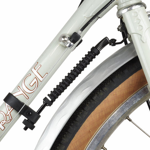 Leather Top Tube Protector