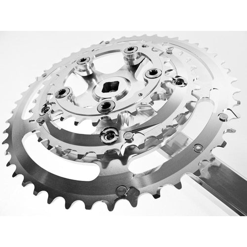 Grand Cru 110 Fluted Triple Crankset
