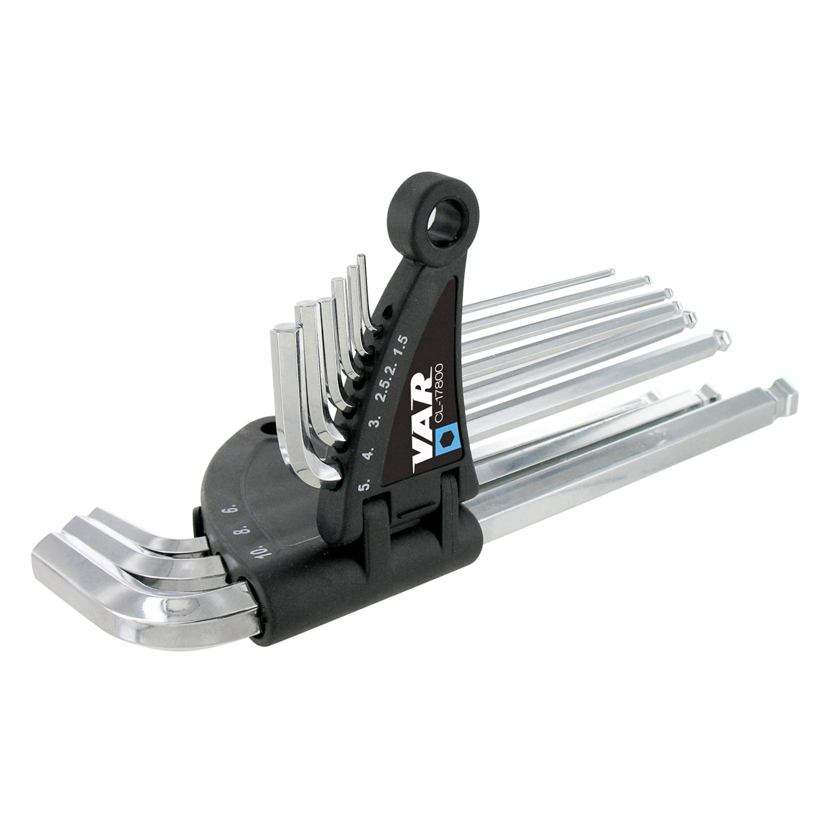 VAR Professional Hex Wrench Set