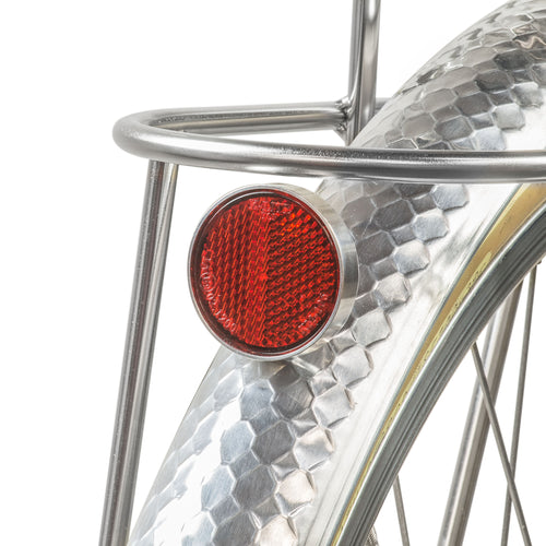 Velo Orange Fender Reflector on Snakeskin Fenders