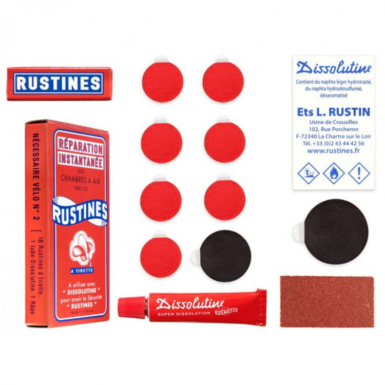 Rustines Patch Kit Boxes