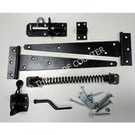 Garden Gate Hinge & Hardware Kit - Side Gate Kit
