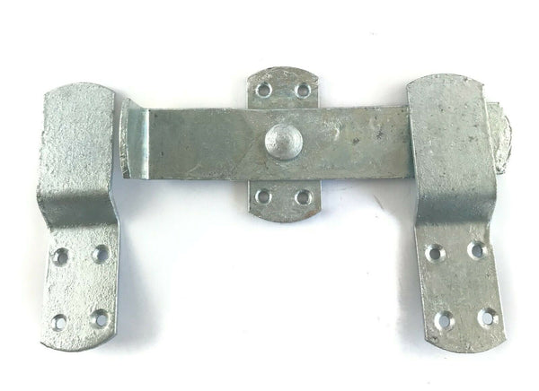 Kickover Latch Heavy Duty Stable Door Lock Kick Over Catch Strap Gate Galvanised