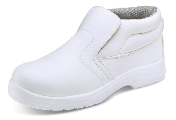Work Boots - White Food Safety Boot - Click | TTCWM