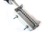 Heavy Duty Gate Wheel Spring Loaded - Galvanised (Support / Jockey / Door)