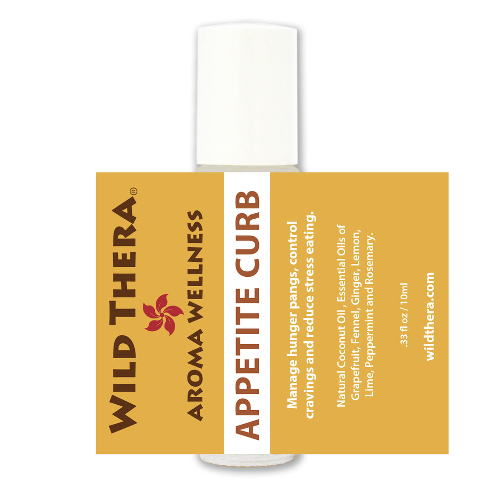 Appetite Curb - Aroma Wellness Roll On