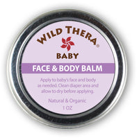 Baby Multipurpose Face and Body Ointment Diaper Rash Face Rash Moisturizer Dry Skin Eczema