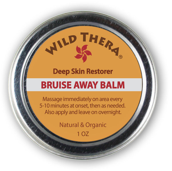 Natural Bruise Cream with Arnica, Turmeric and Essential Oils