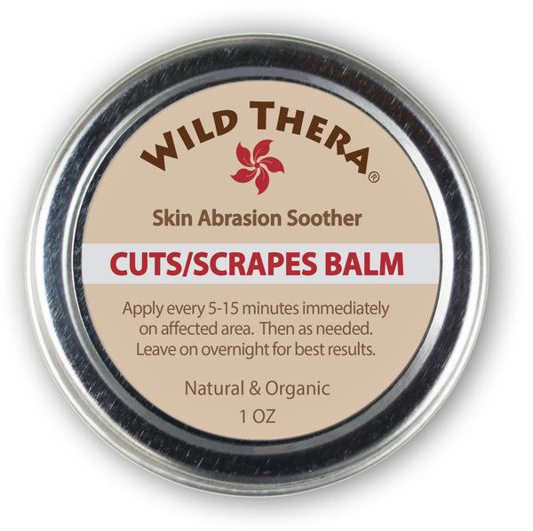 Wound Care Antibiotic Balm with Antiseptic, Antifungal & Antibacterial effect.