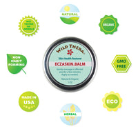 Organic Treatment works better than Aveeno baby eczema, Dr Wang Eczema & Gold Bond Psoriasis Cream.