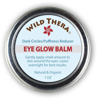 Herbal Organic Eye Cream. Best way to get rid of dark circles and puffy eyes and bags under eyes.
